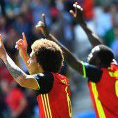 Belgiens rote Teufel melden sich zurück