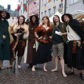 Das Leben der alten Rittersleut