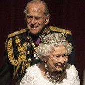 Im Schatten der Queen: Prinz Philip feiert 95er