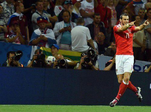 Bei Wales dreht sich alles um Starstürmer Gareth Bale.