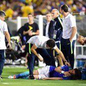 Brasilien enttäuschte bei Copa-America-Start
