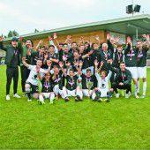 Die Jugend hat neue Champions