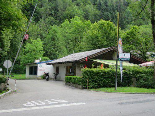 Der veraltete Campingplatz Enz soll auf 4-Sterne-Niveau angehoben werden. Foto: Hagen