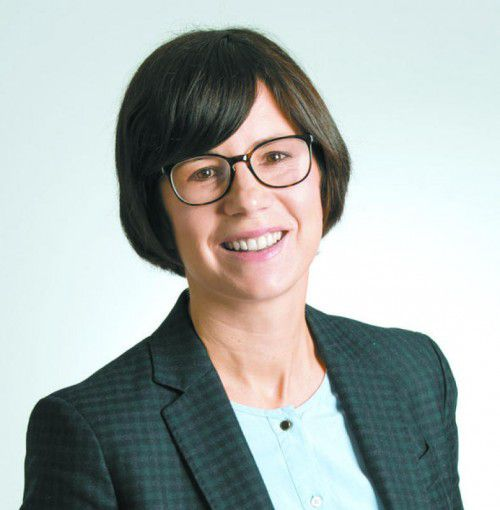 """Christina Marent: """"Heimische Betriebe gehören zur Weltspitze."""""""