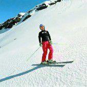 Comebach von Veith auf Schnee
