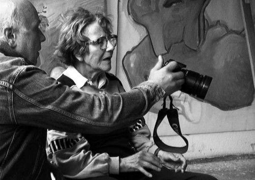 Das Buch über die Malerin Maria Lassnig ist eines der schönsten Kunstbücher und hat im Schaffen von Sepp Dreissinger eine Sonderstellung.