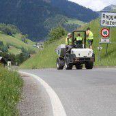 750.000 Euro für neuen Straßenbelag in Raggal