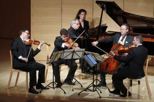 Dem Jerusalem Quartet und András Schiff ist Weinbergs Musik ein Herzensanliegen geworden.