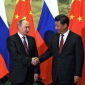Russland und China vertiefen Partnerschaft