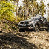 Fiat bringt mit Hilfe aus Japan einen eigenen Pickup