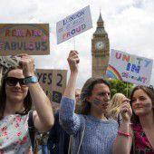 Schotten wollen keinen Brexit