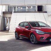 Renault verpasst dem Clio ein erstes Facelift