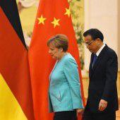 Im Handelsstreit zwischen EU und China noch keine Lösung  in Sicht