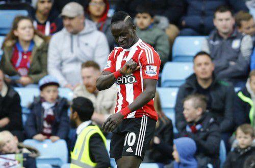 Der Wechsel zum FC Liverpool ist fixiert: Sadio Mane.