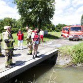 Dreijähriger Bub in Nafla ertrunken