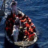 Über 10.000 im Mittelmeer ertrunken