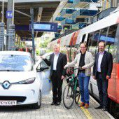150 neue Elektroautos und noch Luft nach oben