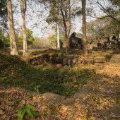 Riesige Siedlungen bei Angkor Wat entdeckt