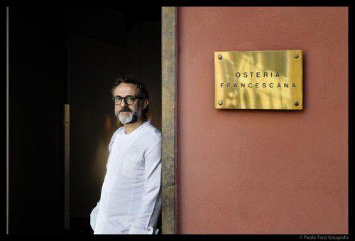 """Die """"Osteria Francescana"""" in Modena liegt für die Vorarlberger praktisch auf dem Weg an die Adria."""