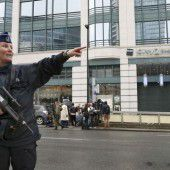 Geistig verwirrter Mann sorgt für Terroralarm