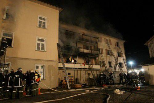 Die schreckliche Brandkatastrophe im Egger Vinzenzheim im Jahr 2008 forderte zwölf Todesopfer.