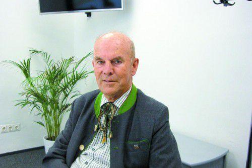 """Dr. Heinz Wimpissinger: """"Ich glaube, dass die Europa-Idee eine Zukunft hat."""""""