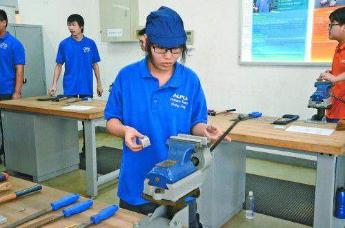 Duale Ausbildung für China stärkt österreichische Unternehmen wie Alpla vor Ort.