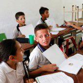 Venezuela: Krise setzt auch den Schulen arg zu