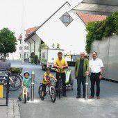 Westlicher Kirchplatz in Lustenau ist nun autofrei