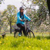 Auf zwei Rädern sicher durch die Alpenstadt