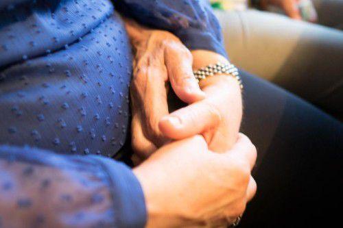 Noch mehr als sonst wird in der ambulanten Betreuung jede helfende Hand gebraucht.