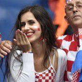 Kroaten kommen den Tschechen spanisch vor