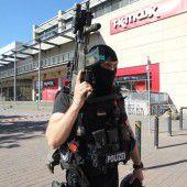 Geiselnehmer in Kino von Polizei erschossen