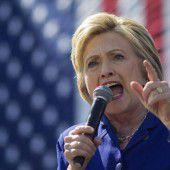 Clinton wohl als Kandidatin der Demokraten fix