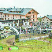 Downhill-Elite misst sich auf der Tschengla
