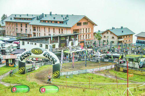 Erstmals werden am Samstag die österreichischen Downhill-Meisterschaften im Bikepark Brandnertal ausgetragen.