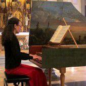 Komponierende Frau im Barock nicht übersehen