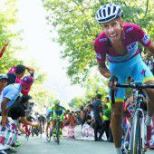 Contador und Aru wollen Froome fordern