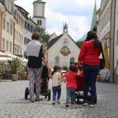 Feldkirch mit mehr Bürgern