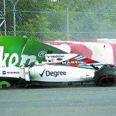 Lewis Hamilton gibt das Tempo vor