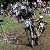 Der Montikel lockt die Motocrosser