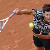 Djokovic für Thiem zu stark
