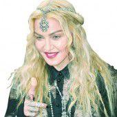 Sieg für Popstar Madonna