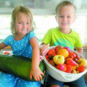 Gemüse für die ganze Familie