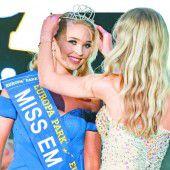 Hebamme aus Island zur Miss EM gekürt