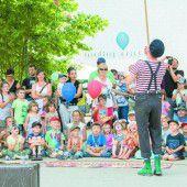 Stadt der Kinder – Musik am Platz