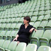 Frauen und Fußball. Elisabeth Sobotka