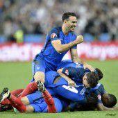 EURO 2016. Frankreich mit 2:1-Zittersieg gegen überraschend starke Rumänen