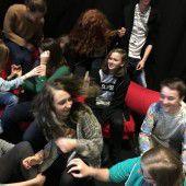 Vorarlberger bei Jugendtheaterfestival