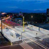 Zumtobel beleuchtet Sägerbrücke